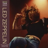 Led Zeppelin: Film & Photo Archive Special Edition Including 2 Dvds