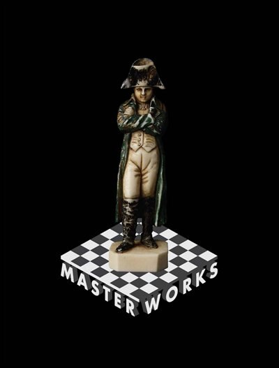 Masterworks: Rare And Beautiful Chess Sets Of The World by Dylan Loeb Mcclain
