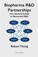 Biopharma R&D Partnerships: From David & Goliath to Networked R&D