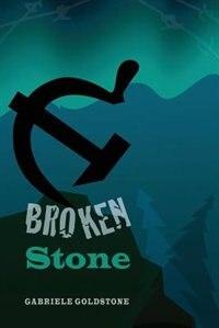 Book Broken Stone by Gabriele Goldstone