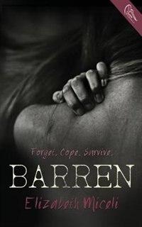 Book Barren by Elizabeth Miceli