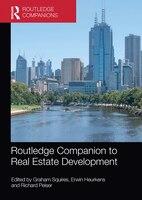 Routledge Companion To Real Estate Development
