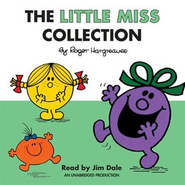 Book The Little Miss Collection: Little Miss Sunshine; Little Miss Bossy; Little Miss Naughty; Little… by Roger Hargreaves