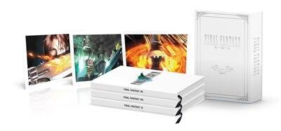 Final Fantasy Box Set (ffvii, Ffviii, Ffix): Official Game Guides by Prima Games