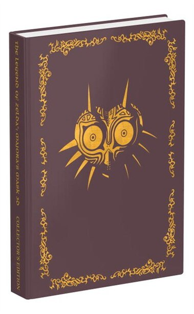 The Legend Of Zelda: Majora's Mask Collector's Edition: Prima Official Game Guide by Prima Games