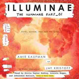 Illuminae by Amie Kaufman