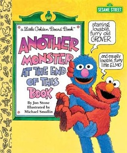 Book Another Monster At The End Of This Book (sesame Street) by Jon Stone