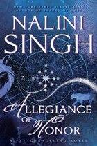 Allegiance Of Honor: A Psy-changeling Novel