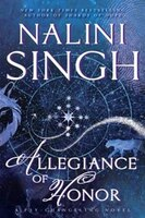 Book Allegiance Of Honor: A Psy-changeling Novel by Nalini Singh