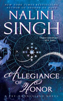 Book Allegiance Of Honor by Nalini Singh