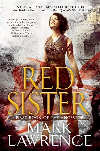 Red Sister by Mark Lawrence