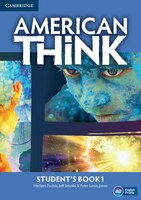 American Think Student's Book, Level 1