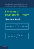 Elements of Distribution Theory