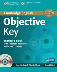 Objective Key Teachers Book with Teachers Resources Audio CD/CD-ROM