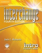 Interchange Intro Students Book with Self-study DVD-ROM