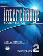 Interchange Level 2 Students Book with Self-study DVD-ROM