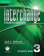 Interchange Level 3 Students Book with Self-study DVD-ROM