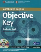 Objective Key Students Book without Answers with CD-ROM