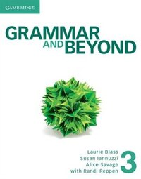 Grammar and Beyond Level 3 Students Book and Workbook