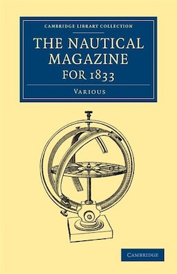 Book The Nautical Magazine for 1833 by Various Authors