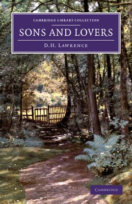Book Sons and Lovers by David Herbert Lawrence