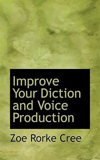 improving your diction