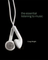 The Essential Listening To Music (with Audio Cd And Music Coursemate With Ebook Printed Access Card)