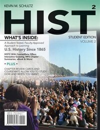 Hist: Volume 2 (with History Coursemate With Ebook Printed Access Card)