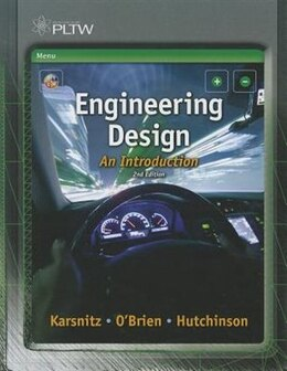Book Engineering Design: An Introduction by John R. Karsnitz