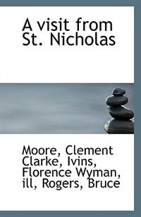 Book A visit from St. Nicholas by Moore Clement Clarke