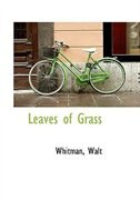 Book Leaves of Grass by Whitman Walt