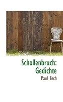 Schollenbruch: Gedichte