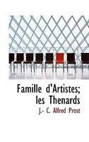 Famille d'Artistes; les Thénards by J.- C. Alfred Prost