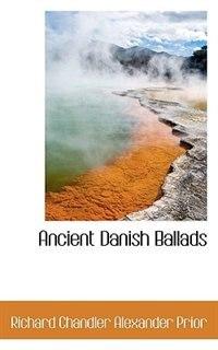 Ancient Danish Ballads