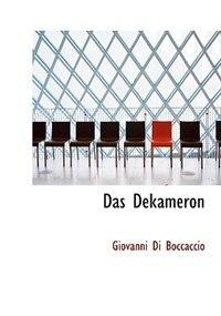 Das Dekameron by Giovanni Di Boccaccio