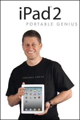 Book iPad 2 Portable Genius by Paul McFedries