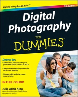 Book Digital Photography For Dummies by Julie Adair King