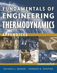 Fundamentals of Engineering Thermodynamics, Appendices