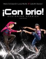 ¡Con brío!: Beginning Spanish