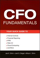 CFO Fundamentals: Your Quick Guide to Internal Controls, Financial Reporting, IFRS, Web 2.0, Cloud…