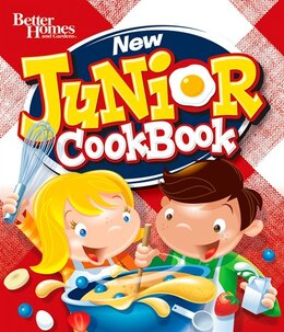 Book Better Homes and Gardens New Junior Cook Book by Better Homes And Gardens