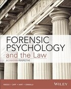 Forensic Psychology and the Law