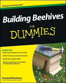 Book Building Beehives For Dummies by Howland Blackiston