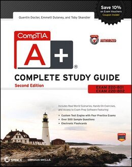 Book CompTIA A+ Complete Study Guide: Exams 220-801 and 220-802 by Quentin Docter