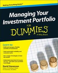 Managing Your Investment Portfolio For Dummies - UK