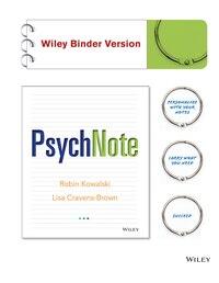 PsychNote, Binder Ready Version