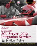 Knights Microsoft SQL Server 2012 Integration Services 24-Hour Trainer
