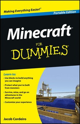 Book Minecraft For Dummies by Jacob Cordeiro