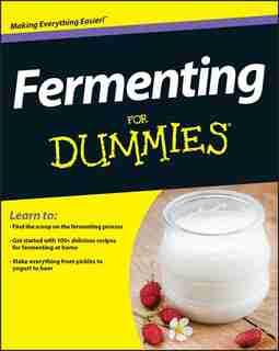 Fermenting For Dummies by Marni Wasserman