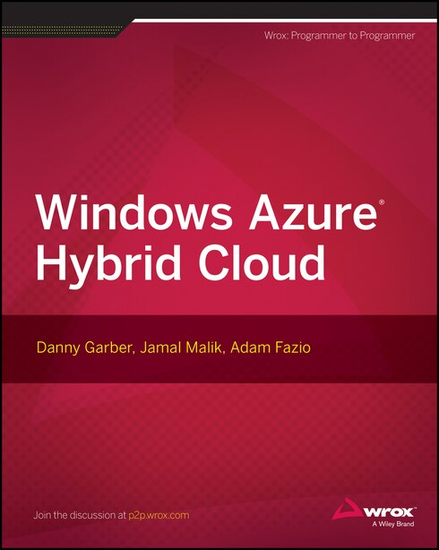 Windows Azure Hybrid Cloud by Danny Garber
